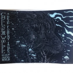 Chelsea Wolfe - A Dead Forest Index - Lithograph