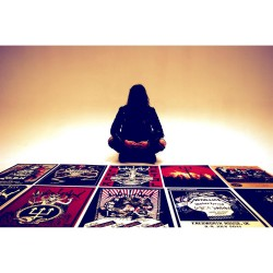 Watain - Watain Poster Series - Complete Collection - Screen print
