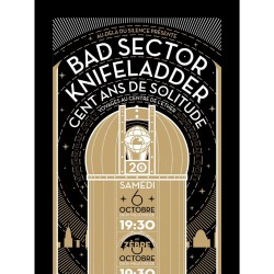 Bad Sector - Kkp V - Silkscreen