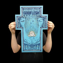 Godflesh - Live At Roadburn - Serigraphy