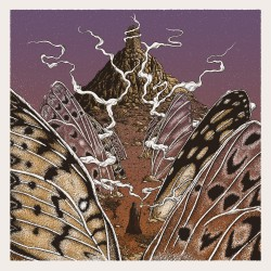 Butterfly Wizard - Lithograph