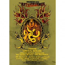Roadburn 2013 Afterburner' - Silkscreen
